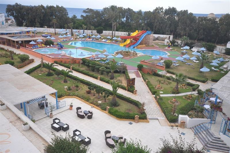 Hôtel Chiraz Thallasso - Hôtels - Tunis