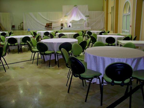 حمام الشط - قصور الافراح - مدينة تونس