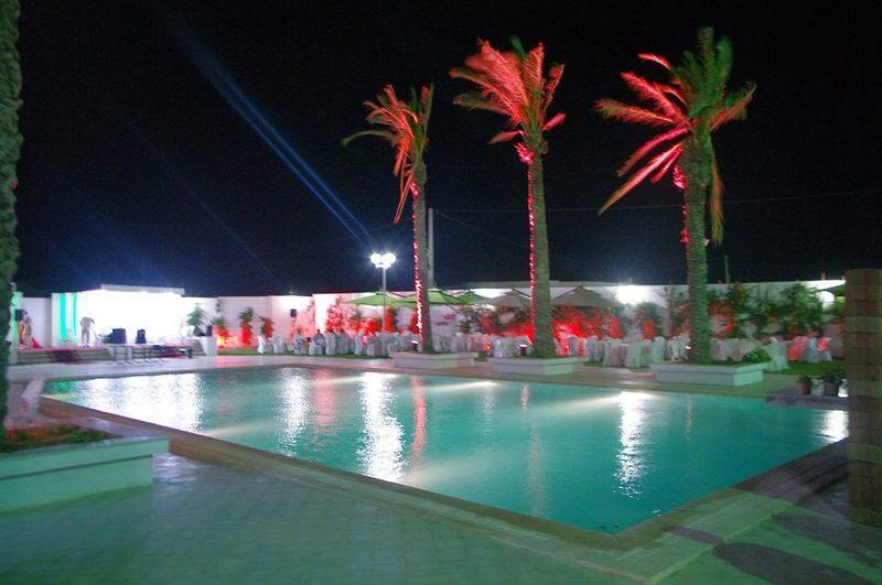 ألباتروس 2 - الحدائق والنوادي - مدينة تونس