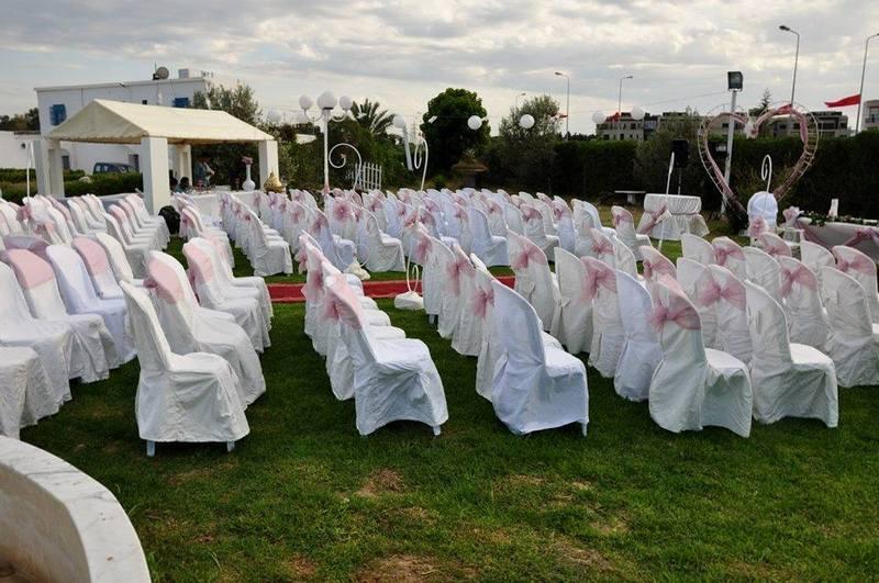 دار بوراوي - الحدائق والنوادي - مدينة تونس