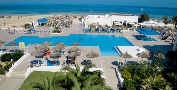 نادي كاليميرا شاطئ ياتي - الفنادق - مدينة تونس