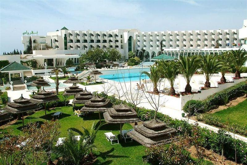 نهراوس - الفنادق - مدينة تونس