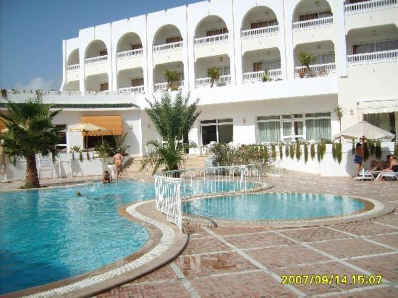Le Hammamet Hotel - Hôtels - Tunis