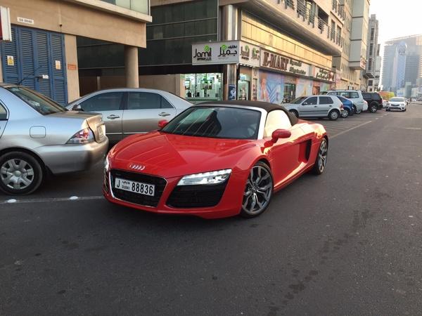 وحيد لتاجير سيارات - سيارة الزفة - دبي