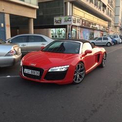 وحيد لتاجير سيارات-سيارة الزفة-دبي-1