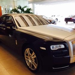 وحيد لتاجير سيارات-سيارة الزفة-دبي-3