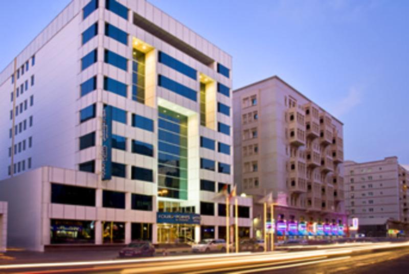 فور بوينتس شيراتون بر دبي - الفنادق - دبي