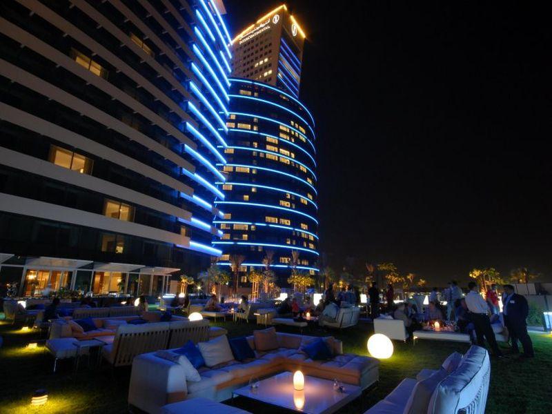 فندق كراون بلازا دبي فستيفال سيتي - الفنادق - دبي