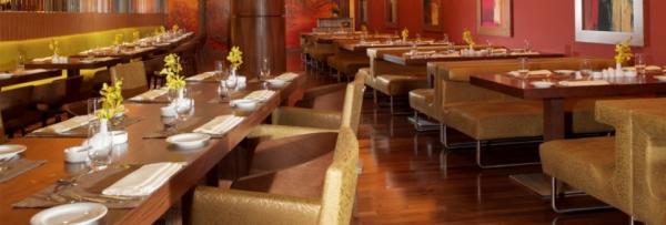 برجمان أرجان من روتانا - المطاعم - دبي