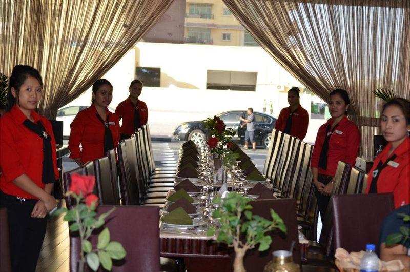 غراند أبو شقرة - مدينة دبي للإنترنت - المطاعم - دبي