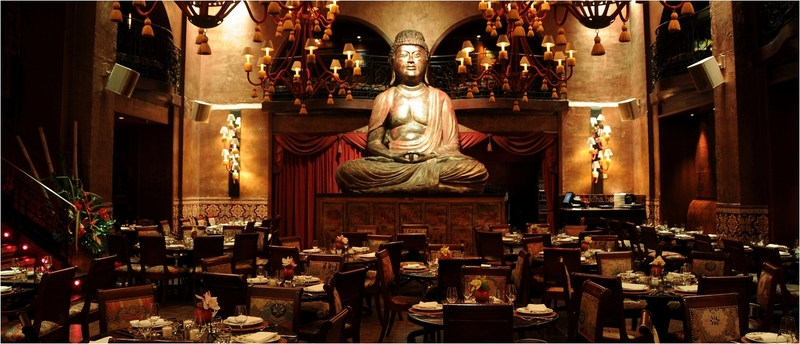 بوذا بار دبي - المطاعم - دبي