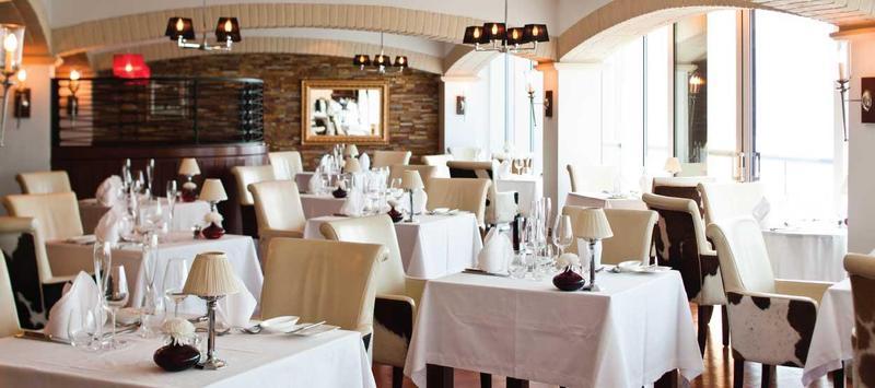 لا باريلا - المطاعم - دبي