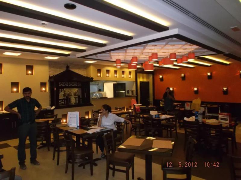 تانجرين - المطاعم - دبي