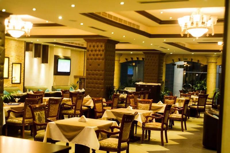 برمانه - المطاعم - دبي