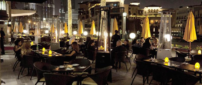 مطعم وكافيه لويس - المطاعم - دبي