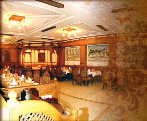 القصر الهندي - المطاعم - أبوظبي