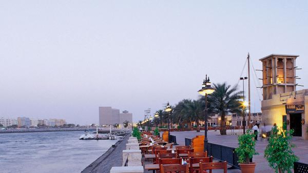 مطعم البندر - المطاعم - دبي