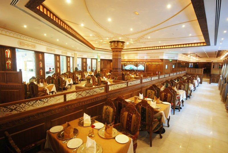 قصر الهند - المطاعم - الشارقة