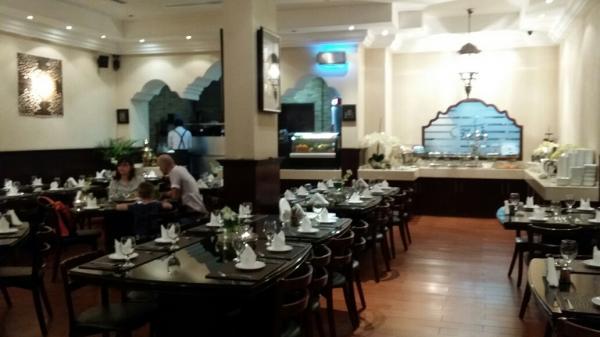 المطعم الفارسي - المطاعم - دبي