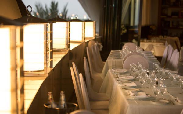 جزيرة ياس شيبرياني - المطاعم - أبوظبي