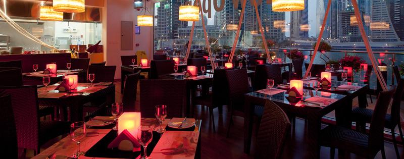 فيشرمانز وارف - المطاعم - دبي