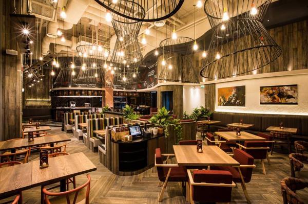 مطعم نادو - المطاعم - دبي