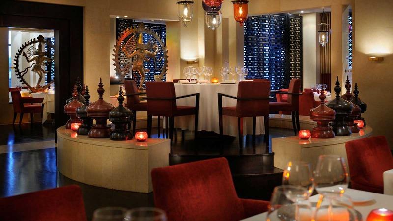 انديغو باي فينيت - المطاعم - دبي