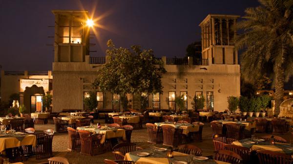 كان زمان - المطاعم - دبي