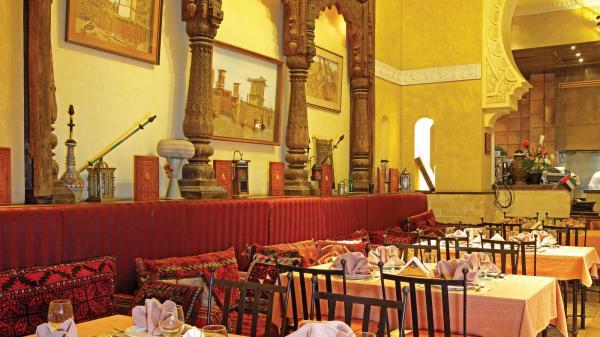 مطعم المكان - المطاعم - دبي