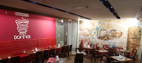مطعم دونر اكسبرس - المطاعم - دبي
