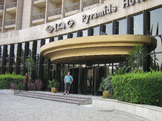 فندق سياج بيراميدز - الفنادق - القاهرة