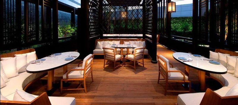 مطعم هاكاسان - المطاعم - دبي