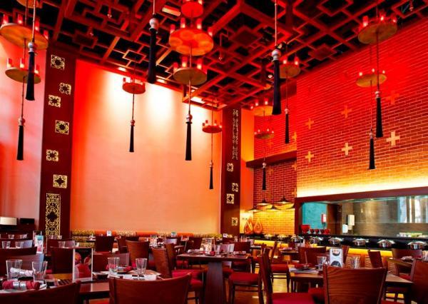 رويال اوركيد - المطاعم - دبي