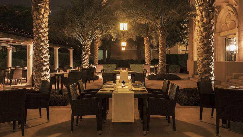 هنترز روم آند غريل - المطاعم - دبي