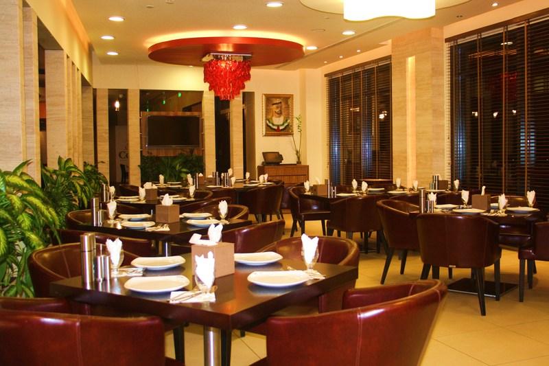 ازهار اسطنبول - طريق الشيخ زايد - المطاعم - دبي