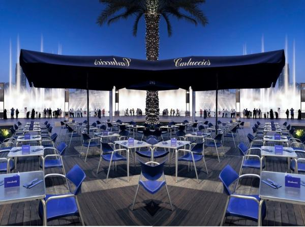 مطعم كارلوتشيو - المطاعم - دبي