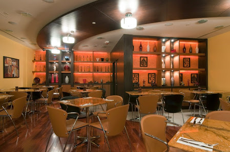 أوريجانو - دبي ميديا ستي - المطاعم - دبي