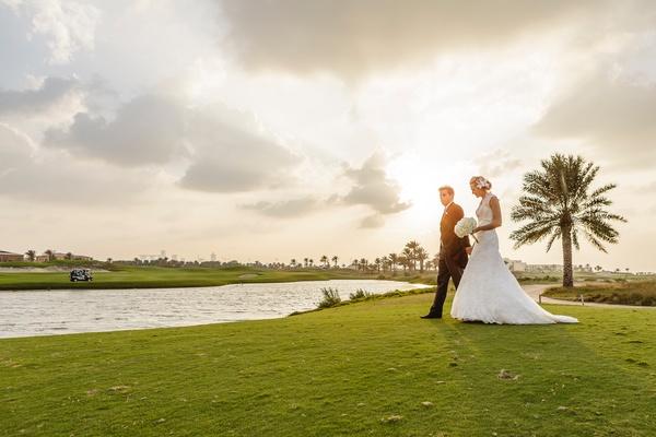 نادي جولف شاطئ السعديات - الحدائق والنوادي - أبوظبي