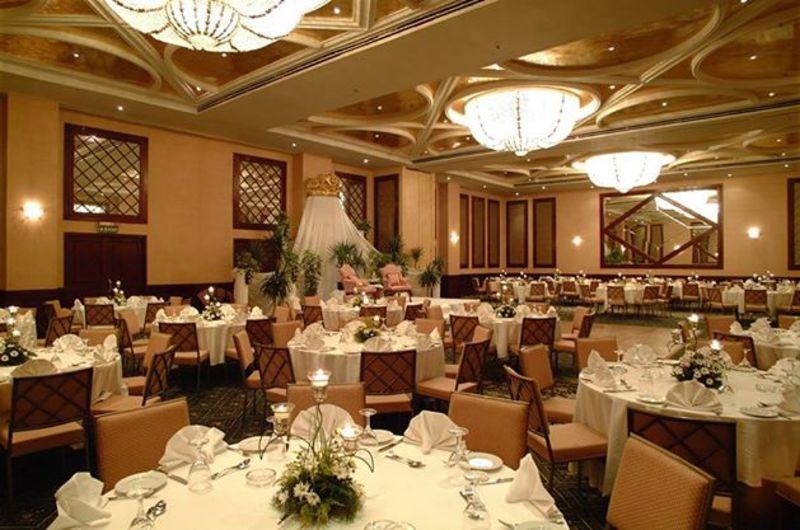 فندق امارانتي الاهرامات - الفنادق - القاهرة