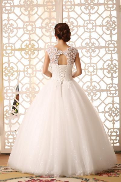 لار دو لا ماريي-مادام حي - فستان الزفاف - الدار البيضاء