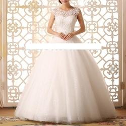 لار دو لا ماريي-مادام حي-فستان الزفاف-الدار البيضاء-2