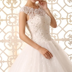 لار دو لا ماريي-مادام حي-فستان الزفاف-الدار البيضاء-3