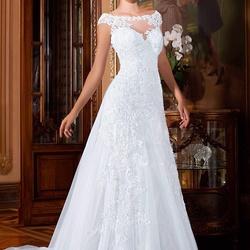 لار دو لا ماريي-مادام حي-فستان الزفاف-الدار البيضاء-4