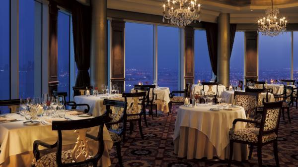 مطعم غوردون رامزي - المطاعم - الدوحة