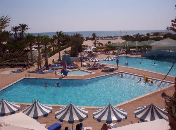 ابو نواس جربة - الفنادق - مدينة تونس