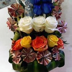 لوسيل فلاورز -زهور الزفاف-المنامة-1