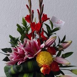 لوسيل فلاورز -زهور الزفاف-المنامة-4