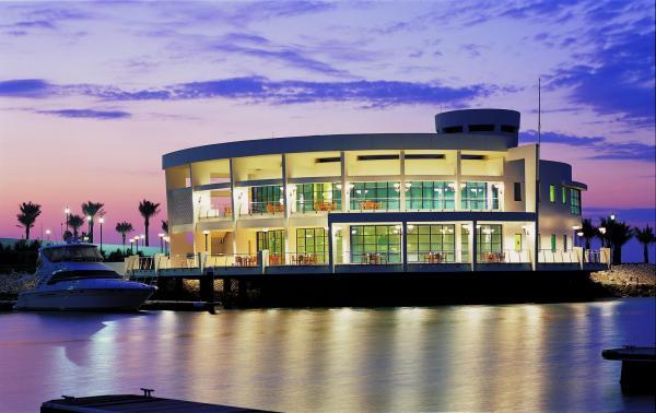نادي الأدميرالز - المطاعم - الدوحة