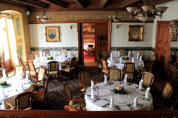 مطعم وصالة كاميلوت - المطاعم - المنامة