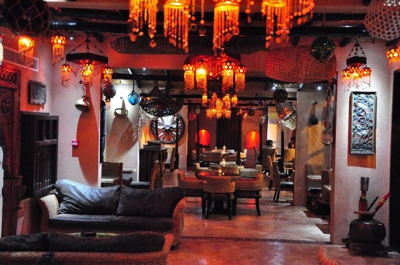 مطعم باشين - المطاعم - المنامة